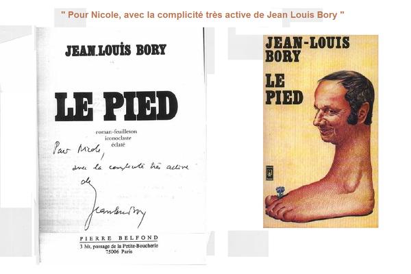 Frappe manuscrit Bory