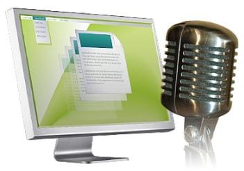 logiciels de reconnaissance vocale
